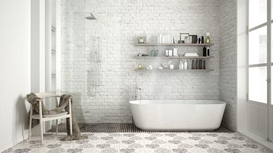 4 lưu ý trong thiết kế giúp phòng tắm vừa đẹp vừa đảm bảo sức khỏe - Ảnh 3.