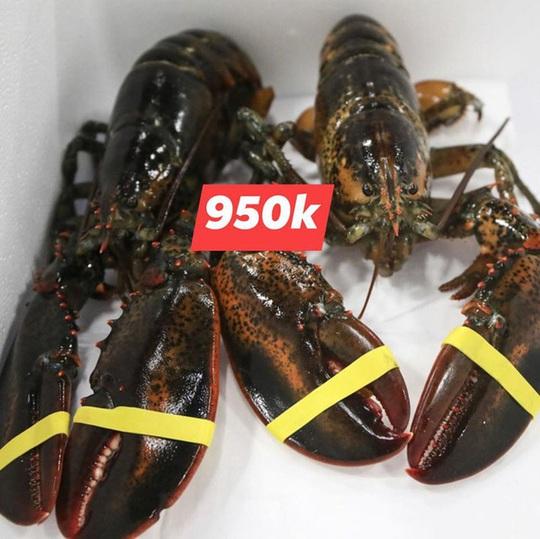 Nhà hàng hạ giá tôm hùm xanh 169.000 đồng/con, tôm Alaska 700.000 đồng/kg - Ảnh 2.