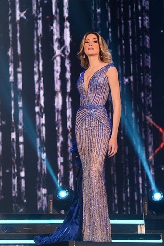 Cận cảnh nhan sắc tân Hoa hậu Chuyển giới quốc tế - Ảnh 3.