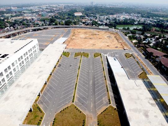 Toàn cảnh dự án Bến xe Miền Đông mới 4.000 tỉ đồng sắp khai thác - Ảnh 2.