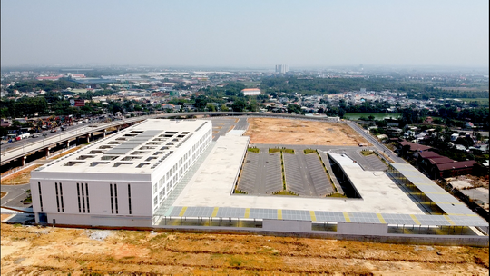 Toàn cảnh dự án Bến xe Miền Đông mới 4.000 tỉ đồng sắp khai thác - Ảnh 4.