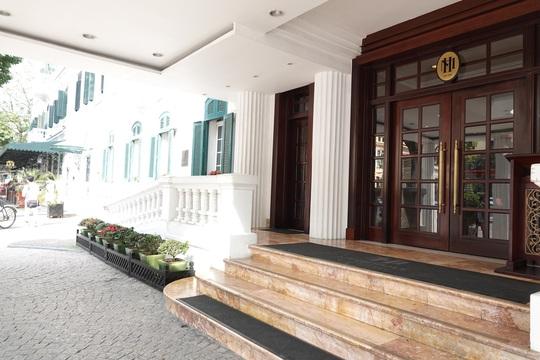 CLIP: Khách sạn 5 sao Metropole cùng nhiều khách sạn hạng sang khác bị rà soát vì Covid-19 - Ảnh 14.