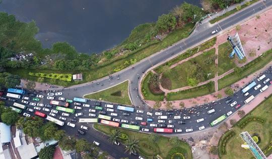 Toàn cảnh dự án Bến xe Miền Đông mới 4.000 tỉ đồng sắp khai thác - Ảnh 7.