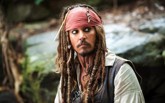 Johnny Depp - người đàn ông mất tất cả vì một bóng hồng - Ảnh 2.