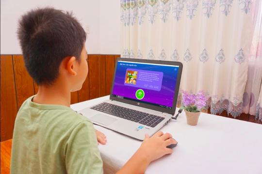 Miễn phí ứng dụng học toán, tiếng Việt cho trẻ mầm non và tiểu học trong mùa dịch - Ảnh 3.
