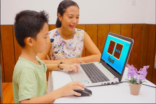 Miễn phí ứng dụng học toán, tiếng Việt cho trẻ mầm non và tiểu học trong mùa dịch - Ảnh 2.