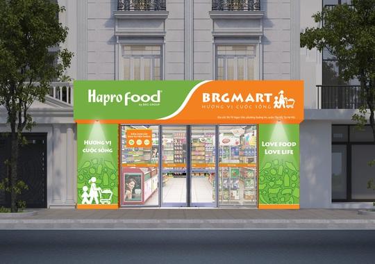 BRG mở thêm 10 cửa hàng phục vụ mua sắm hàng tiêu dùng thiết yếu ở Hà Nội - Ảnh 1.