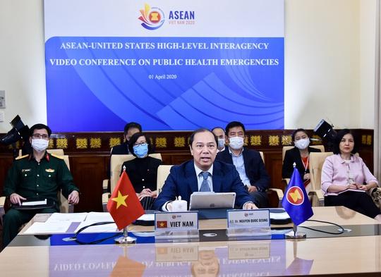 Mỹ trợ giúp Việt Nam gần 3 triệu USD ứng phó Covid-19 - Ảnh 1.