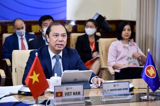Mỹ trợ giúp Việt Nam gần 3 triệu USD ứng phó Covid-19 - Ảnh 2.
