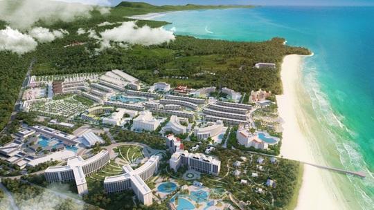 Hạ tầng hoàn thiện, đặc khu tương lai Phú Quốc sẵn sàng cất cánh - Ảnh 1.