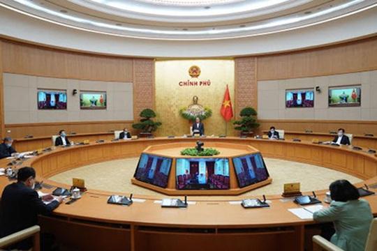 Thủ tướng chủ trì Hội nghị Diên Hồng về kinh tế ứng phó dịch Covid-19 - Ảnh 1.