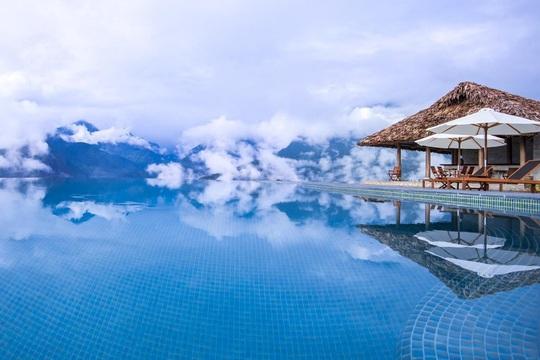 Báo nước ngoài vinh danh 5 hồ bơi vô cực ở Việt Nam - Ảnh 1.