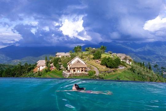 Báo nước ngoài vinh danh 5 hồ bơi vô cực ở Việt Nam - Ảnh 2.