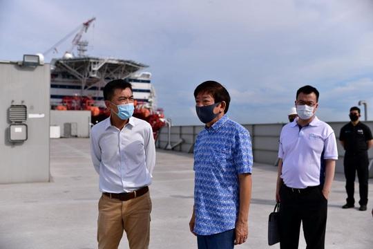 Covid-19: Số ca mới tăng kỷ lục, Singapore đột phá nguồn lây khủng nhất - Ảnh 1.