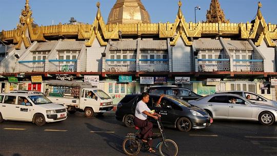 Myanmar - miền đất hứa với ôtô Trung Quốc - Ảnh 1.