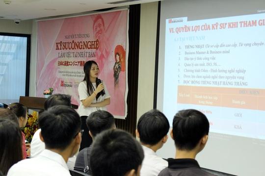 Những điều cần biết cho ứng viên sang Nhật diện kỹ sư - Ảnh 1.