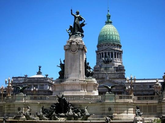 Buenos Aires - đâu chỉ là Paris Nam Mỹ - Ảnh 1.