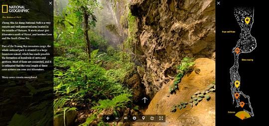 Hang Sơn Đoòng vào top 10 du lịch thực tế ảo mùa Covid-19 - Ảnh 2.