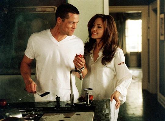 Dàn mỹ nhân là người tình màn ảnh của Brad Pitt - Ảnh 1.