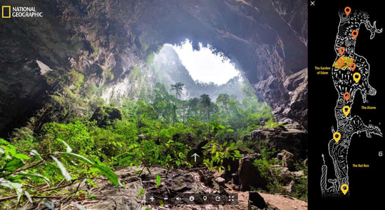 Hang Sơn Đoòng vào top 10 du lịch thực tế ảo mùa Covid-19 - Ảnh 3.