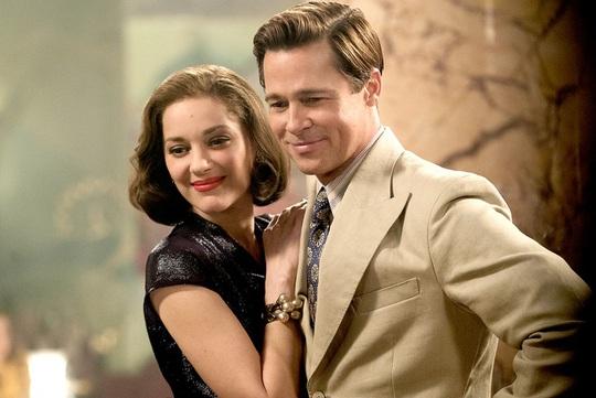 Dàn mỹ nhân là người tình màn ảnh của Brad Pitt - Ảnh 5.