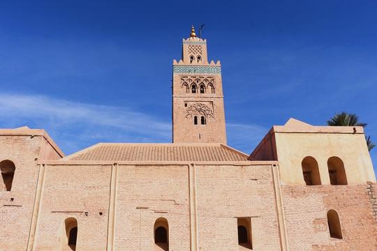 Lạc lối ở mê cung Morocco - Ảnh 5.
