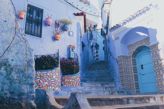 Lạc lối ở mê cung Morocco - Ảnh 10.