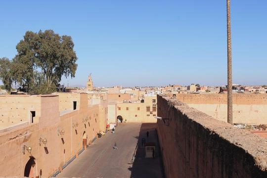 Lạc lối ở mê cung Morocco - Ảnh 3.
