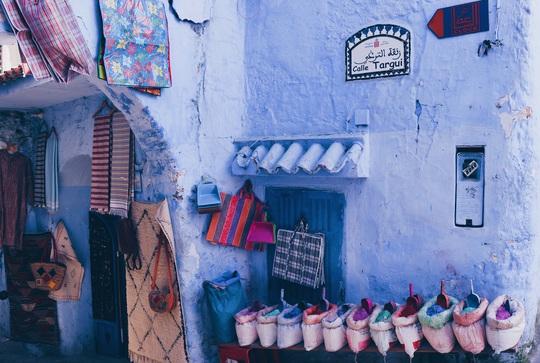 Lạc lối ở mê cung Morocco - Ảnh 6.