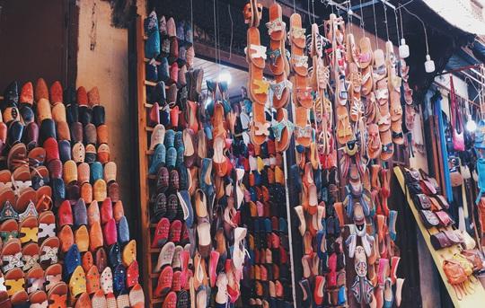 Lạc lối ở mê cung Morocco - Ảnh 7.