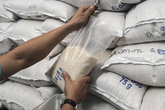 Covid-19 gây sức ép lên giá gạo - Ảnh 1.