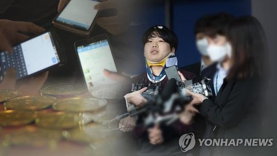 Sao nữ Hàn Quốc khốn đốn vì phòng chat thứ N - Ảnh 2.