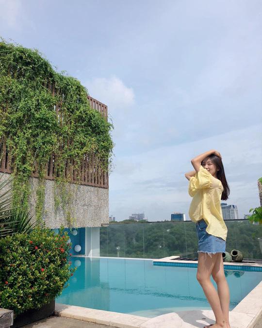 Bỏ túi 4 khách sạn TP HCM sở hữu hồ bơi tầng thượng view đẹp - Ảnh 12.