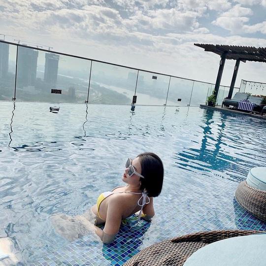 Bỏ túi 4 khách sạn TP HCM sở hữu hồ bơi tầng thượng view đẹp - Ảnh 5.