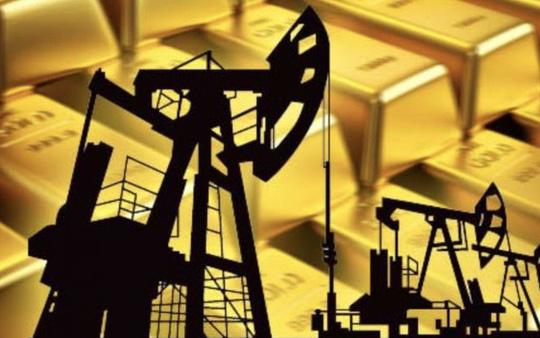 Giá dầu rớt thảm sẽ tác động thế nào đến giá vàng? - Ảnh 1.