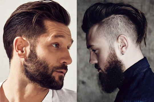 4 kiểu tóc đẹp và cách vuốt gel đúng chuẩn dành cho nam giới - Ảnh 2.