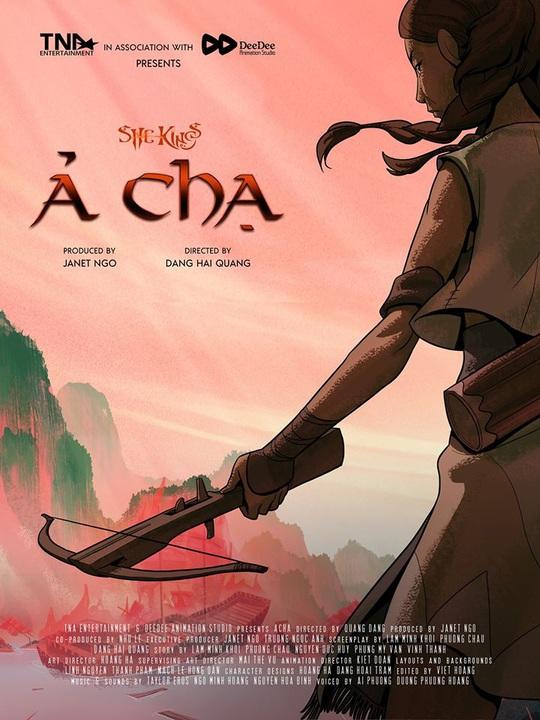 Khán giả nức lòng với loạt phim hoạt hình các nữ tướng của Trưng Vương - Ảnh 4.
