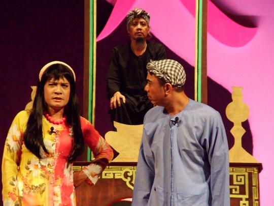 Nghệ sĩ Minh Nhí tri ân lực lượng tuyến đầu với hai vở hài mới - Ảnh 2.