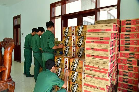 Chung tay chống dịch Covid-19, Masan Consumer trao tặng 10.000 suất ăn tại TP HCM - Ảnh 4.