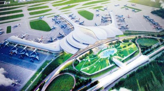 Thu hồi 39.000m2 đất cho dự án xây sân bay Long Thành - Ảnh 1.