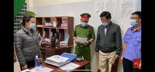 Sai phạm của nguyên Giám đốc Sở Y tế Đắk Lắk và 9 thuộc cấp đến đâu? - Ảnh 2.