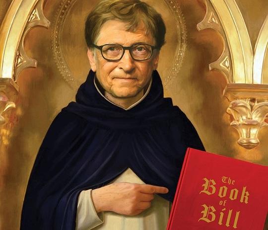 Nghịch lý Bill Gates - Ảnh 2.
