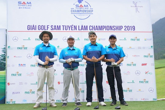 Vị trí mộng mơ, ảo huyền của sân golf SAM Tuyền Lâm - Ảnh 3.
