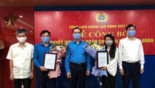 Ông Nguyễn Xuân Hùng giữ chức Chánh Văn phòng Tổng LĐLĐ Việt Nam - Ảnh 2.