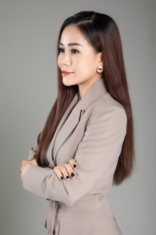 Sally Hương: Người phụ nữ ôm mộng cá chép hóa rồng - Ảnh 3.