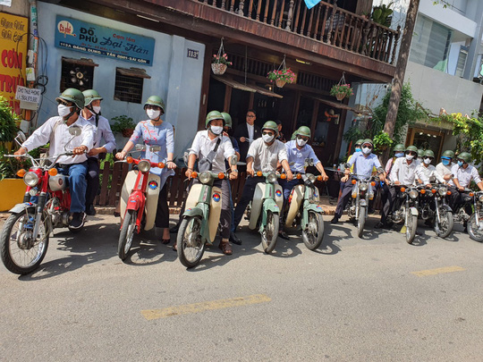 TP HCM lần đầu tiên mở tour du lịch Theo dấu chân Biệt động Sài Gòn - Ảnh 4.