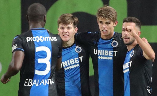 Sốc: Bỉ kết thúc mùa giải sớm, Club Brugge chờ công bố lên ngôi vô địch - Ảnh 2.