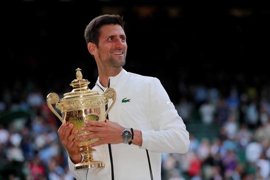 Wimbledon bị hủy, mùa giải kết thúc sớm - Ảnh 1.