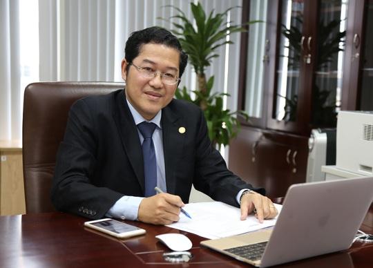 HDBank cùng lúc bổ nhiệm Phó Chủ tịch và tổng giám đốc mới - Ảnh 1.