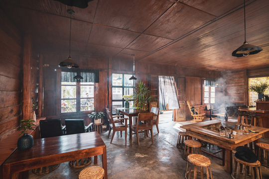 Những quán cà phê đẹp ở Đà Lạt cho bạn tận hưởng nghỉ lễ 30-4 - Ảnh 12.